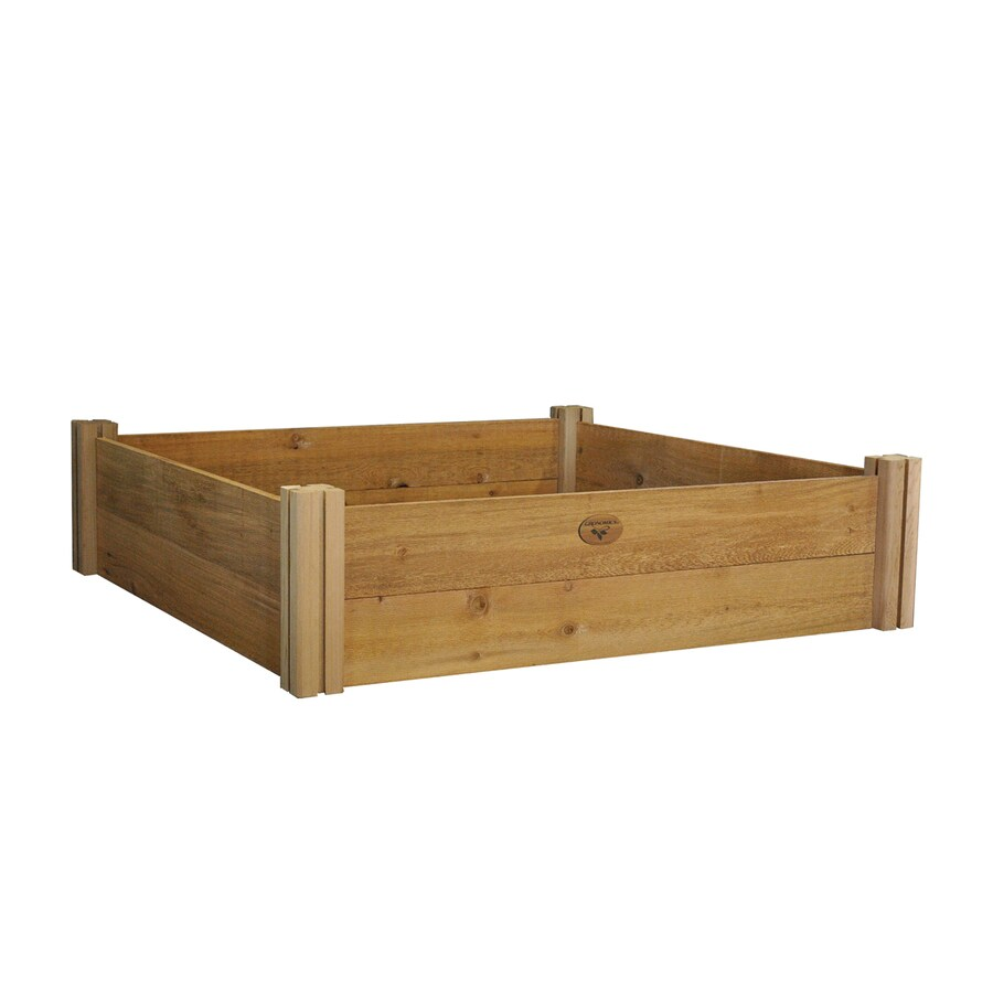 Build Raised Garden Beds Home Depot