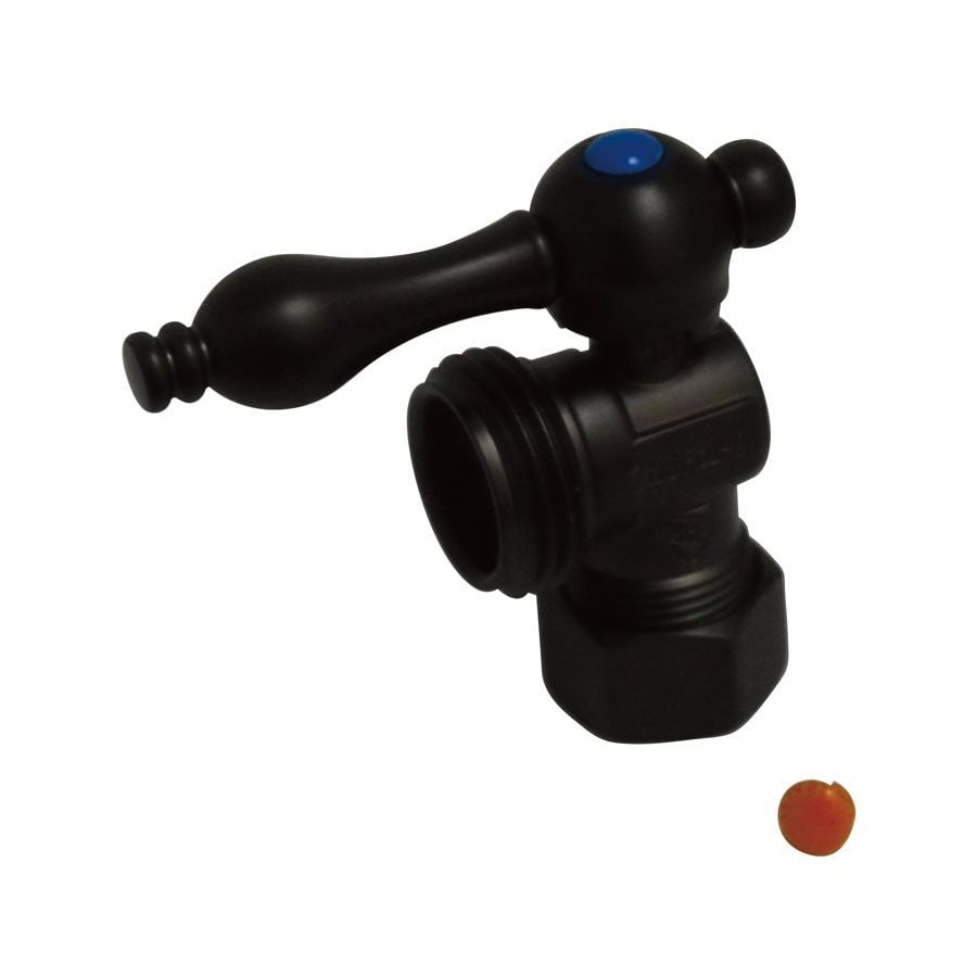 Elements of Design Dark Bronze Quarter Turn Angle Valve
