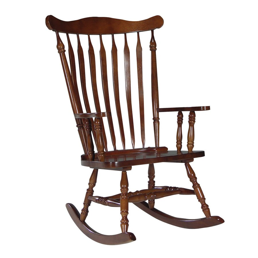 International Concepts Cherry Rocking Chair