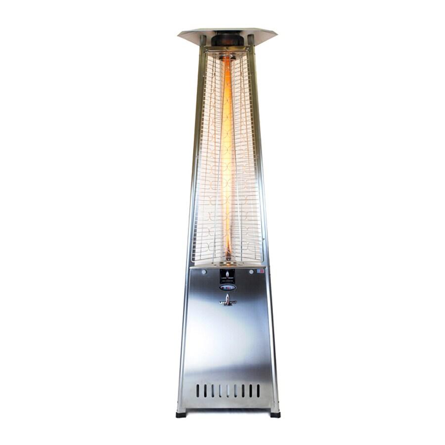 shop lava heat italia 66 000 btu stainless steel