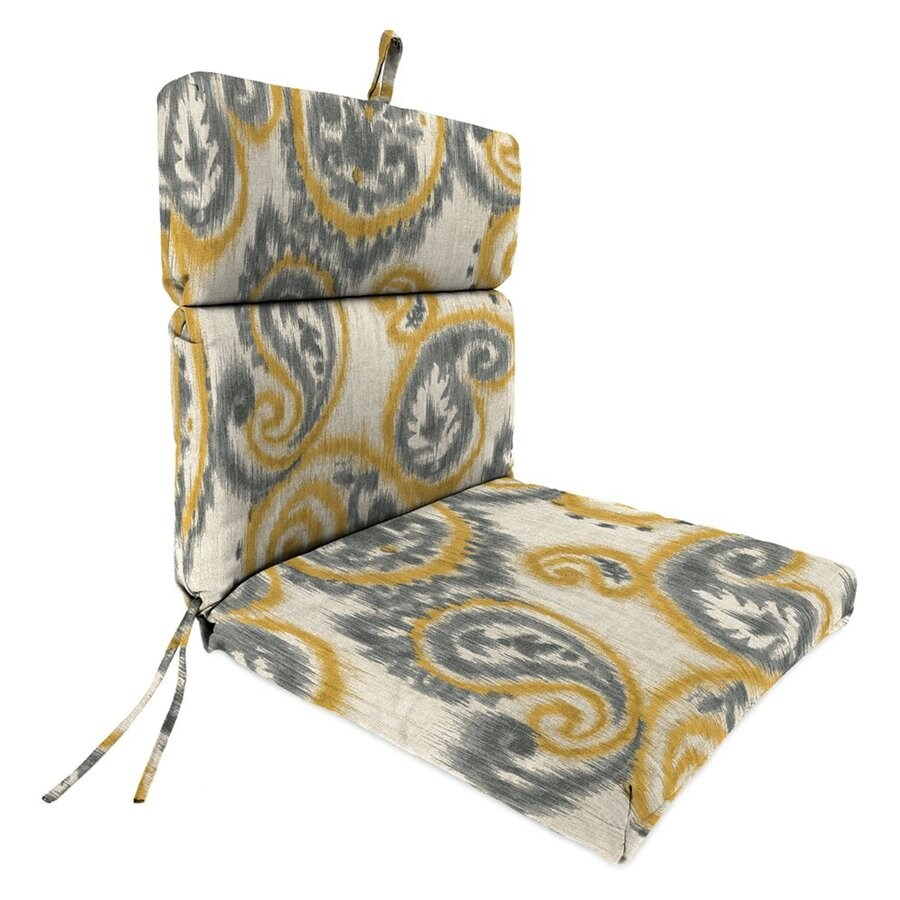 Jordan Manufacturing Sorista Patina Paisley Cushion for Universal Use