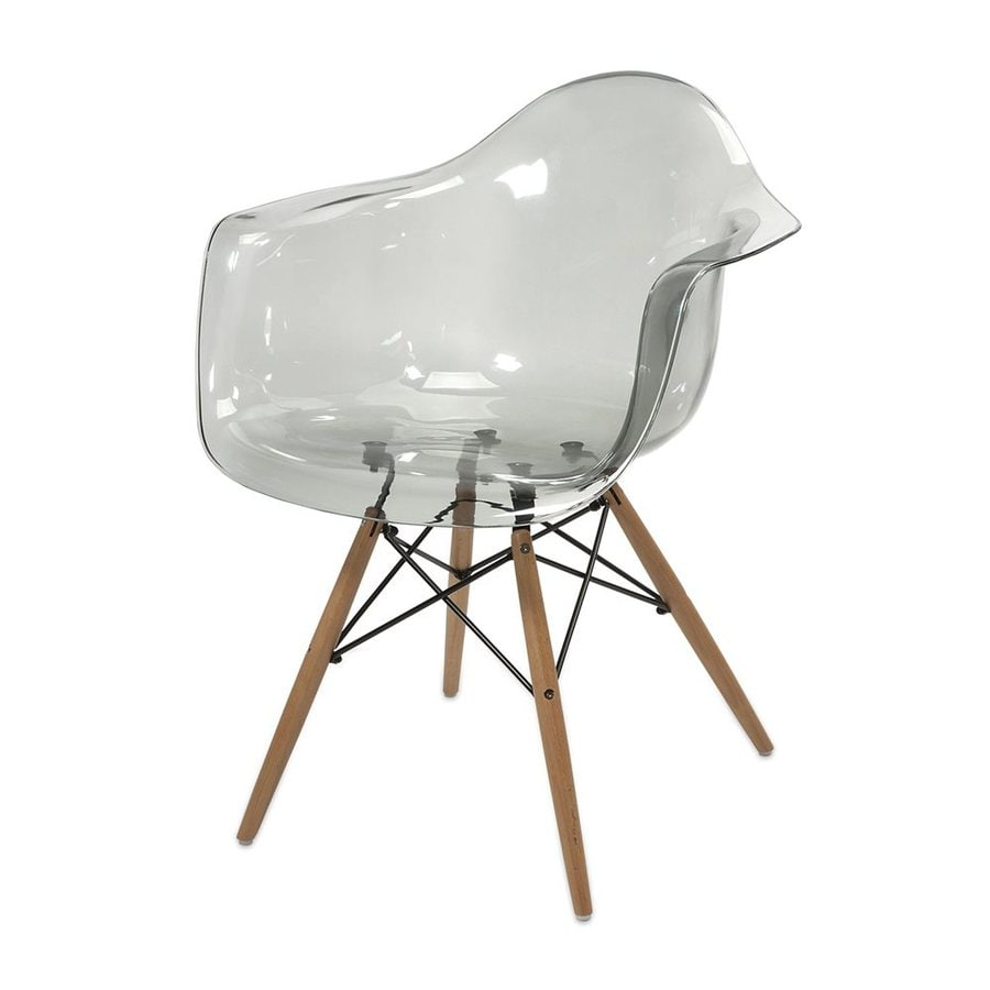Imax Worldwide Beckett Grey Accent Chair