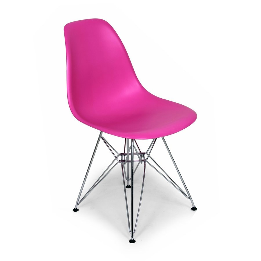 Stilnovo USA Eiffel Dark Pink Side Chair
