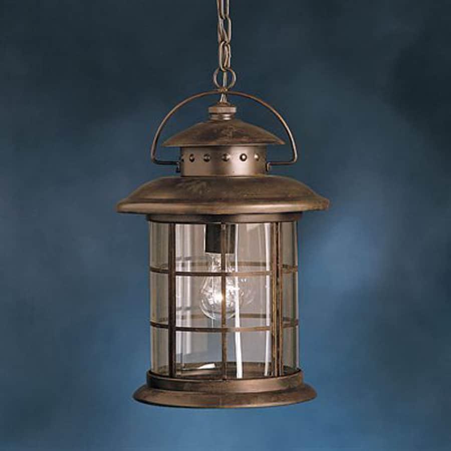 Kichler Lighting Rustic 17.75-in Rustic Outdoor Pendant Light