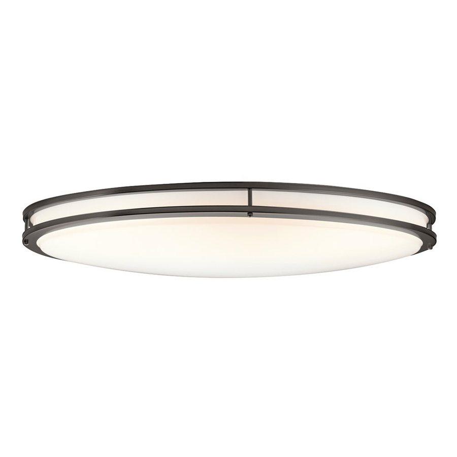 Kichler Lighting Verve 18.25-in W Olde Bronze Ceiling Flush Mount Light