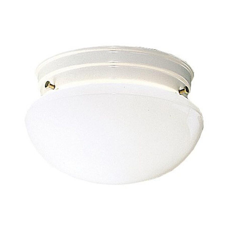 Kichler Lighting 12-Pack Ceiling Space 7.5-in W White Ceiling Flush Mount Light