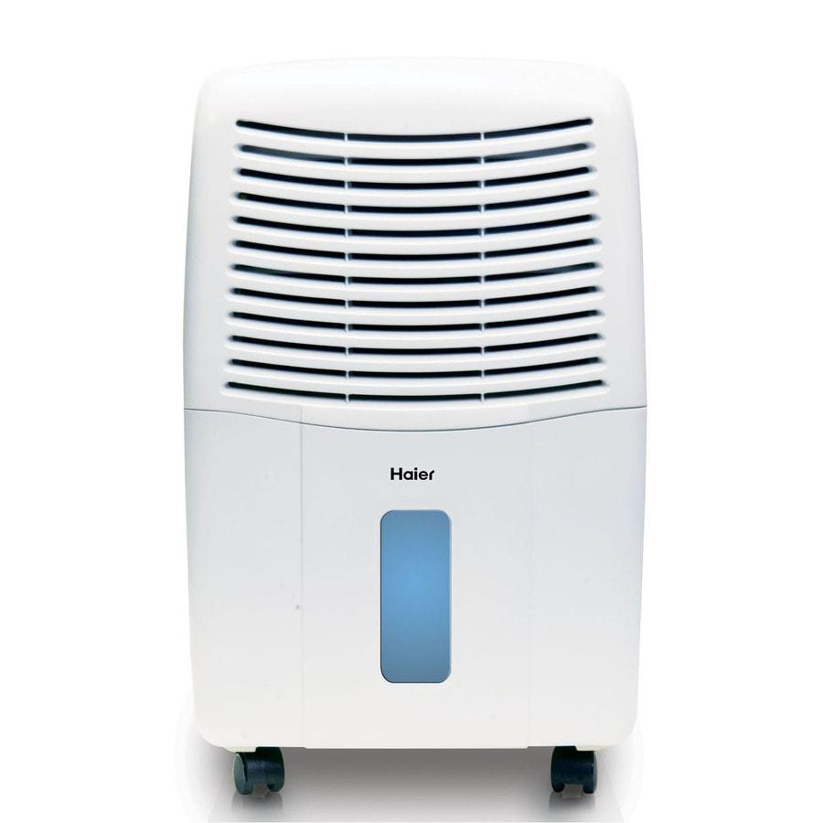 Shop Haier 65 Pint 2 Speed Dehumidifier Energy Star At