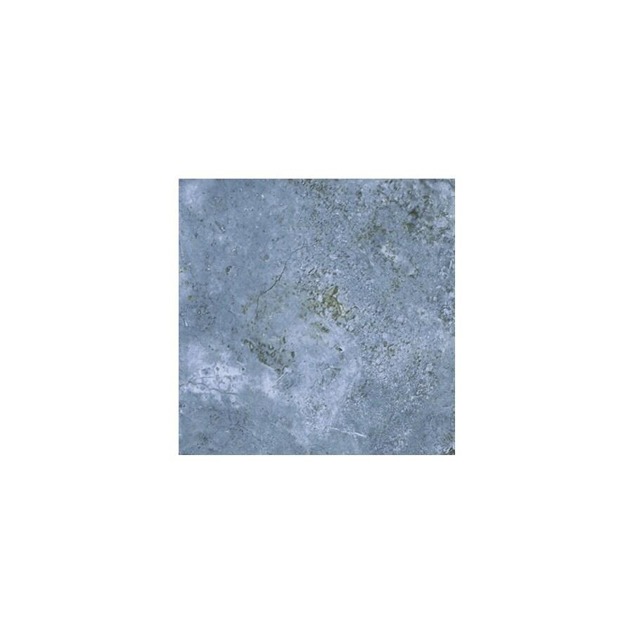 FLOORS 2000 14-Pack 13-in x 13-in Murcia Azul Ceramic Floor Tile