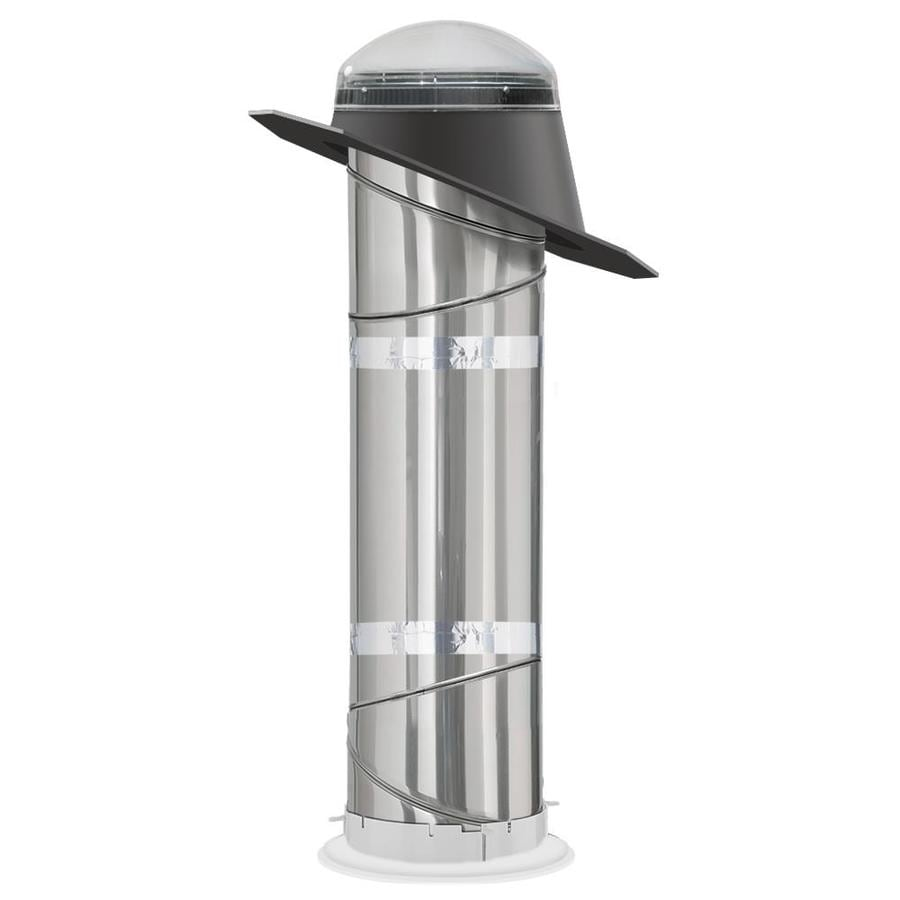 VELUX 48-in x 10-in Double-Strength Polycarbonate Rigid Tubular Skylight