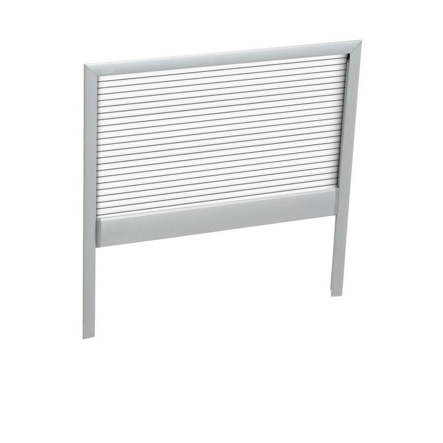 shop velux white manual venetian blind at. Black Bedroom Furniture Sets. Home Design Ideas