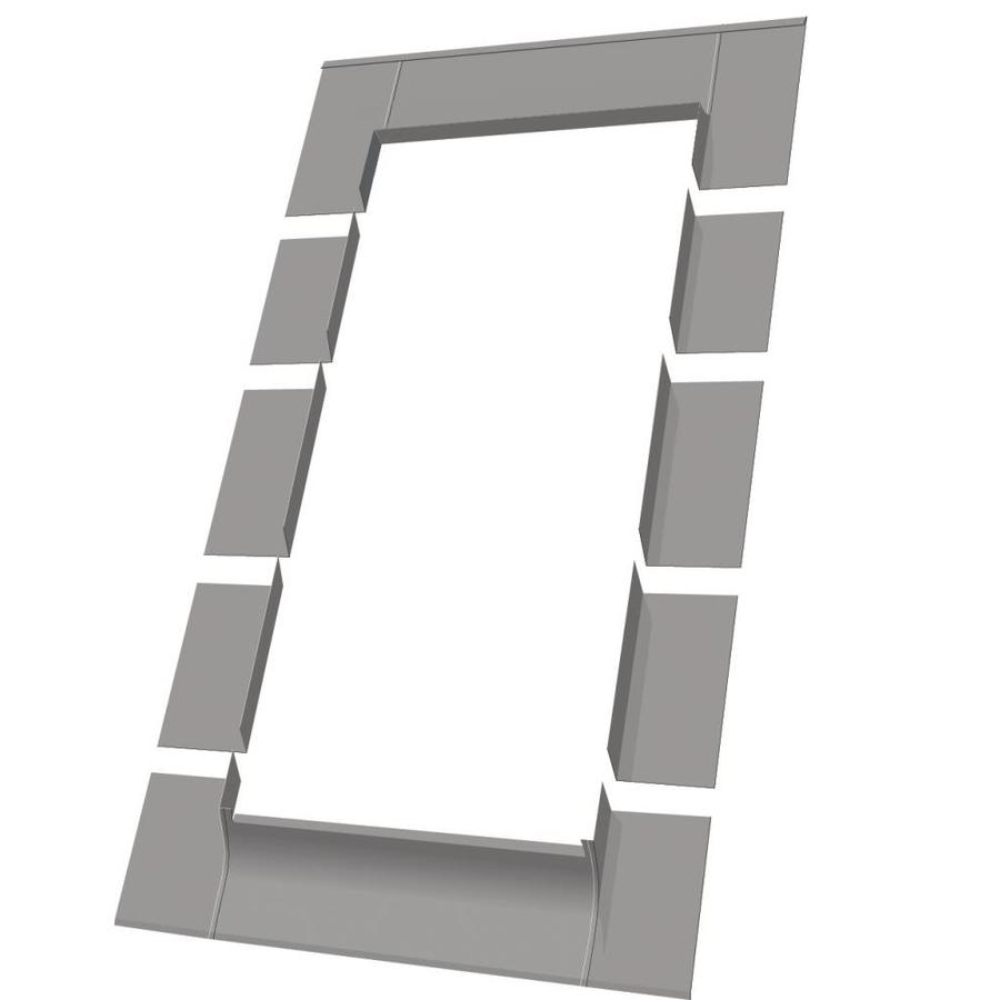 FAKRO EHW Aluminum Flashing Kit for Skylights and Egress Windows