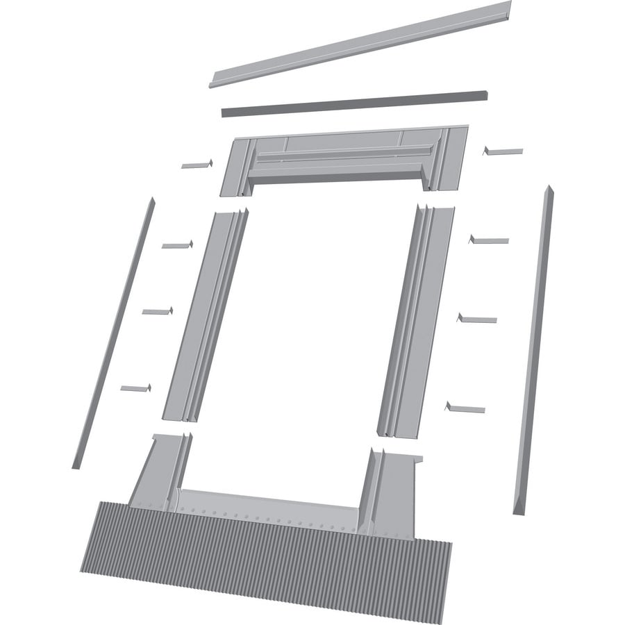 FAKRO EHN Aluminum Flashing Kit for Skylights