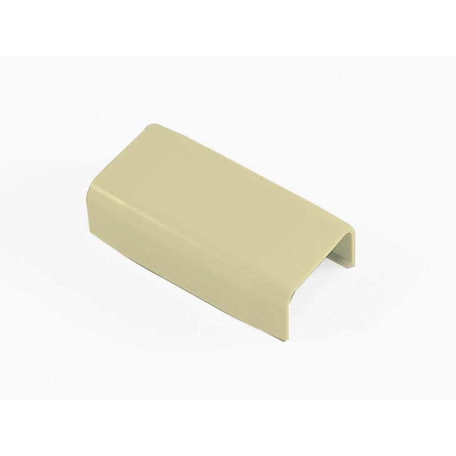 Mono-Systems, Inc. 2-Pack 0.75-in x 1.75-in Off-White Cord Cover