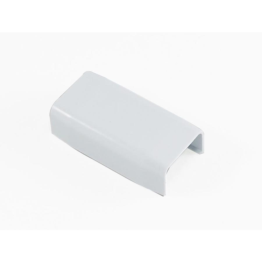Mono-Systems, Inc. 2-Pack 0.5-in Low-Voltage White Cord Cover