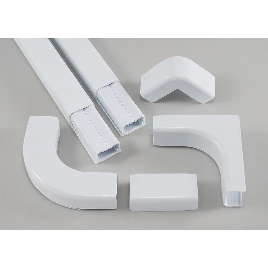 Mono-Systems, Inc. 1-1/2-in x 60-in Low-Voltage Cream Cord Cover