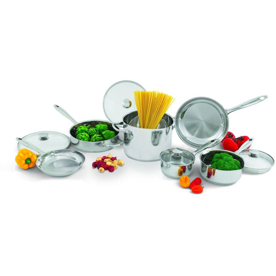 Wolfgang Puck Wolfgang Puck 10-Piece Cookware Set