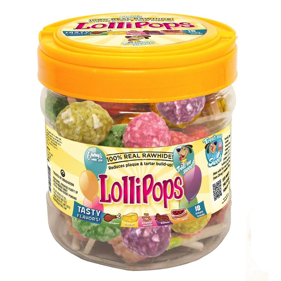 Chewy's 18-oz Variety Snacks