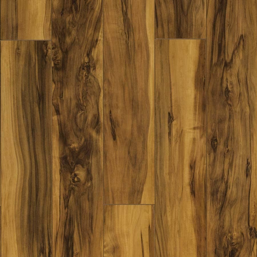 Pergo Max 5.35-in W x 3.96-ft L Winchester Apple Wood Plank Laminate Flooring