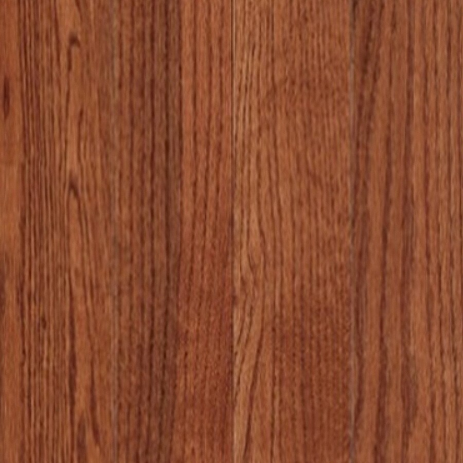Shop pergo oak hardwood flooring sample gunstock oak at for Oak hardwood flooring