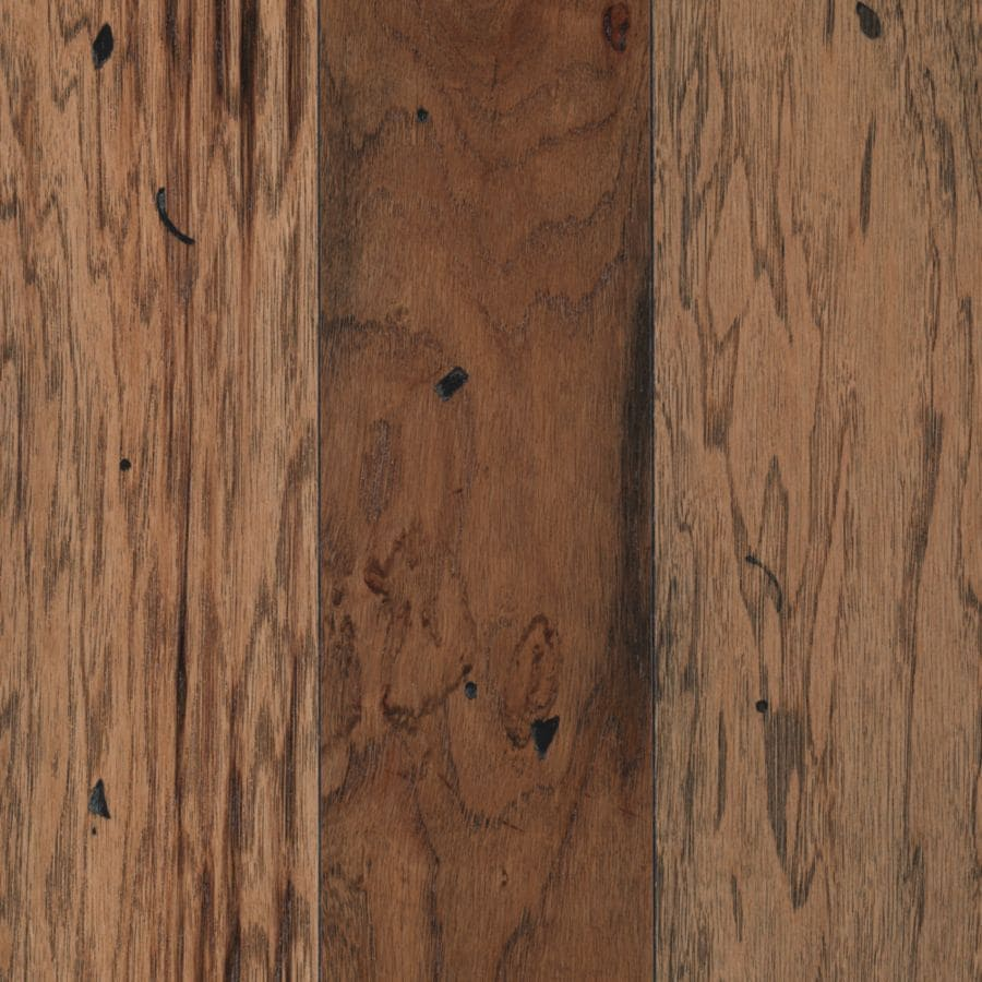 Shop pergo hickory hardwood flooring sample country for Hickory hardwood flooring
