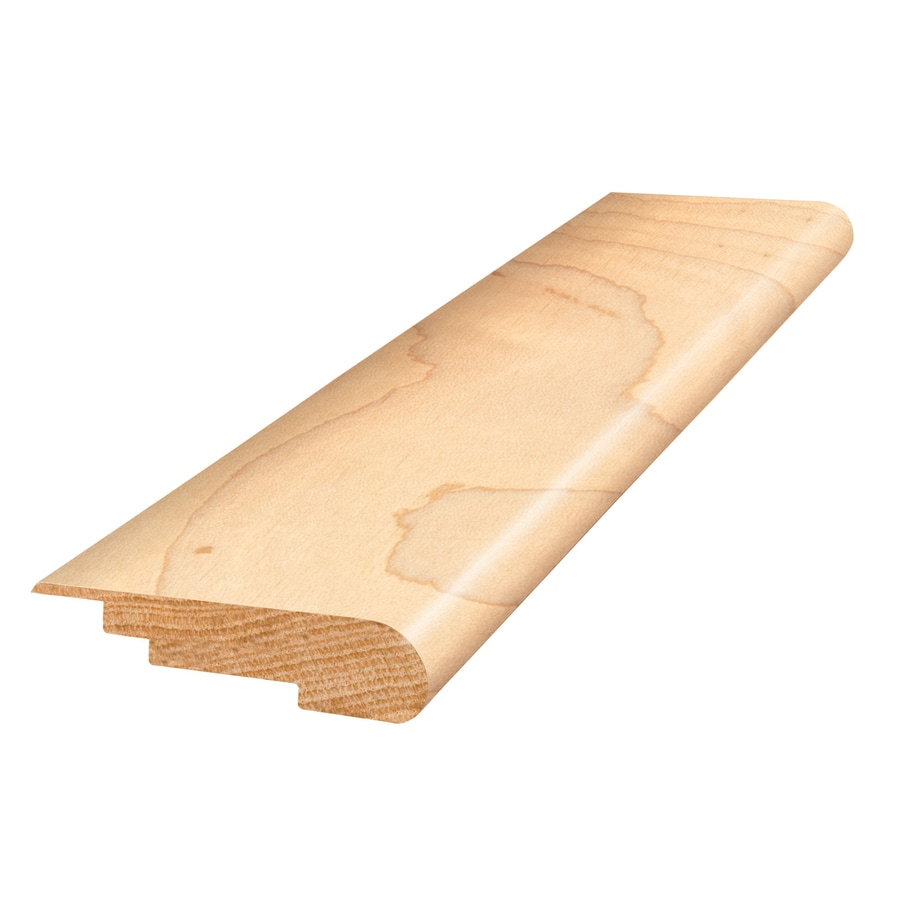 Pergo 2-in x 84-in Natural Stair Nose Floor Moulding