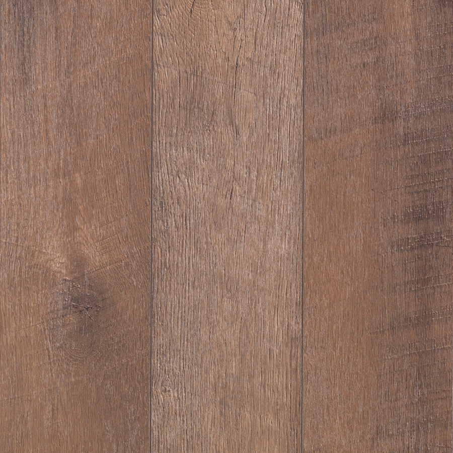Pergo MAX Embossed Oak Wood Planks Sample (Crossroads Oak)