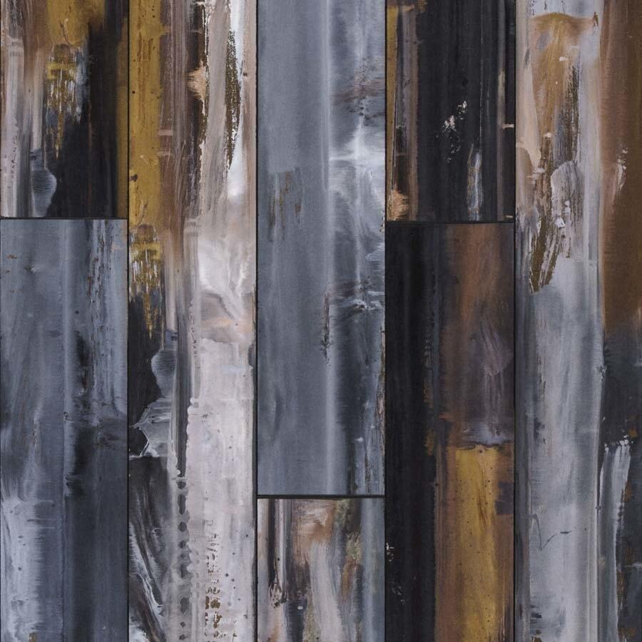 Pergo MAX Smooth Purpleheart Wood Planks Sample (Inspiration)