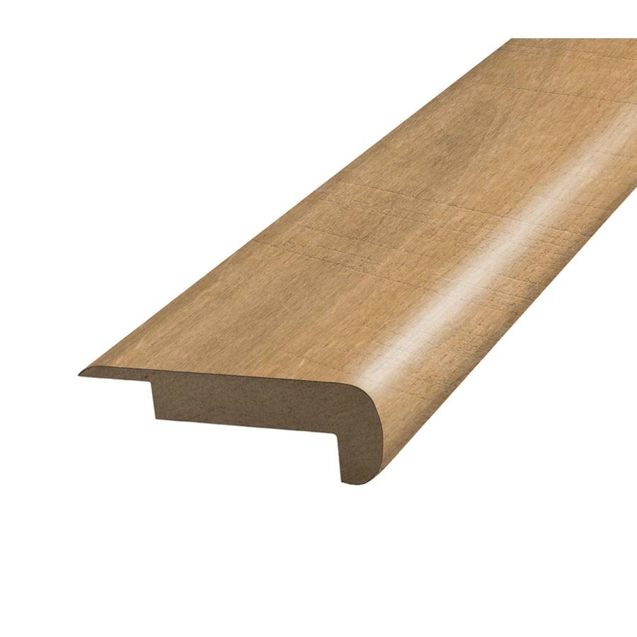 SimpleSolutions 2.375-in x 78.75-in Natural Oak Stair Nose Floor Moulding