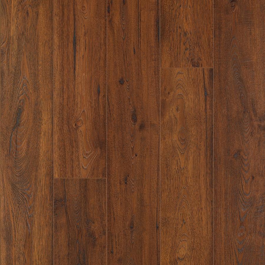 Pergo MAX Premier Embossed Oak Wood Planks Sample (Cambridge Amber Oak)