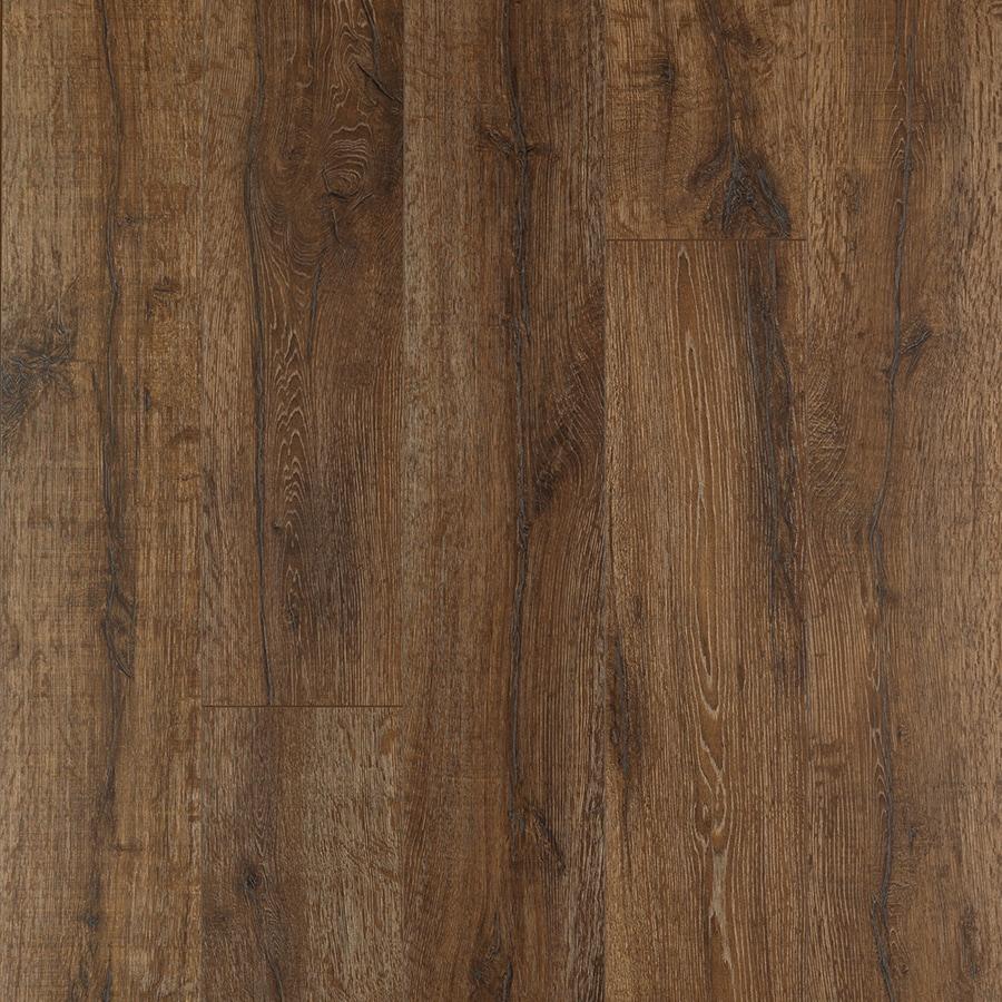 Shop Pergo Max Premier Embossed Oak Wood Planks Sample
