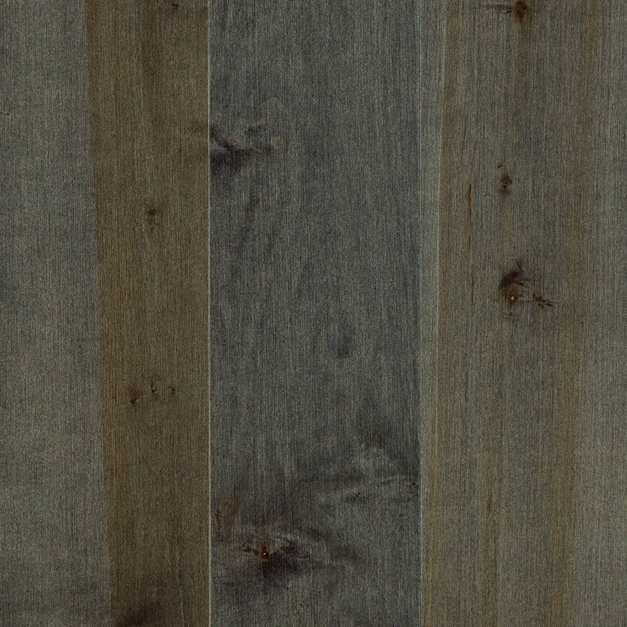 Pergo Maple Hardwood Flooring Sample (Midnight)