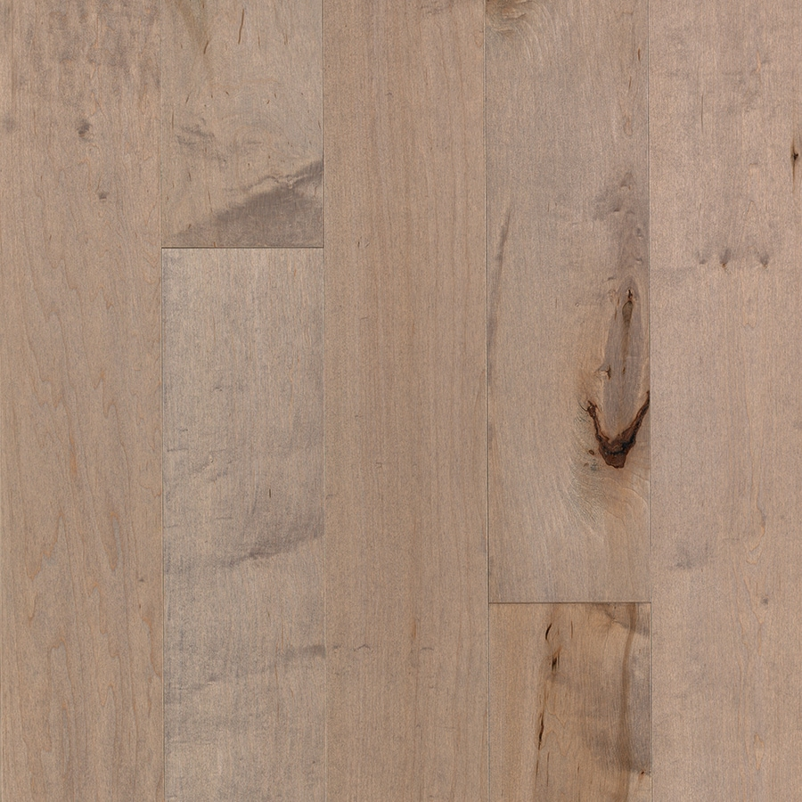 Pergo Maple Hardwood Flooring Sample (Sterling)