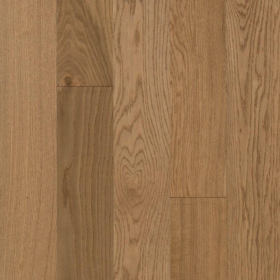 Pergo Oak Hardwood Flooring Sample (Toasted)