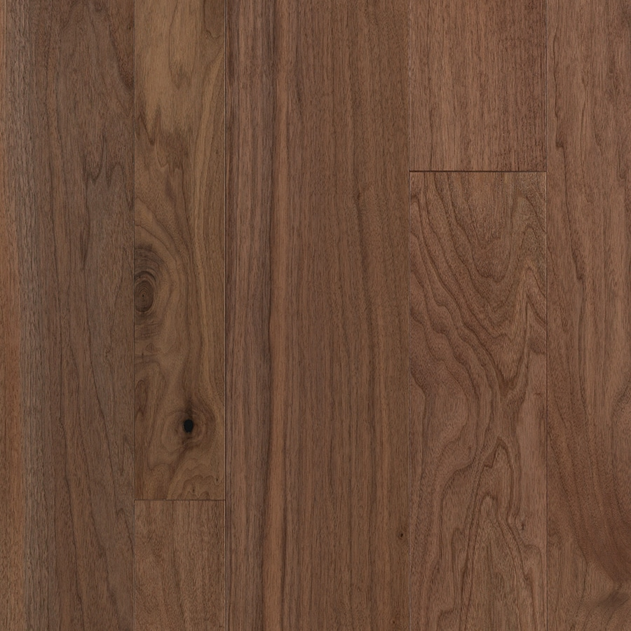 Pergo Walnut Hardwood Flooring Sample (Hill Ridge)