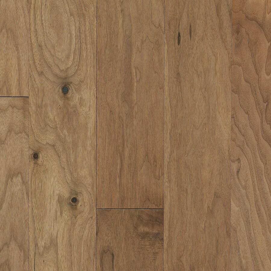 Pergo Walnut Hardwood Flooring Sample (Briarcliff)