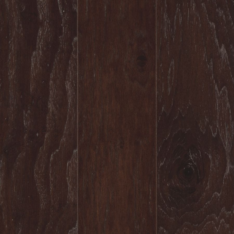 Shop pergo hickory hardwood flooring sample homestead at for Hickory hardwood flooring