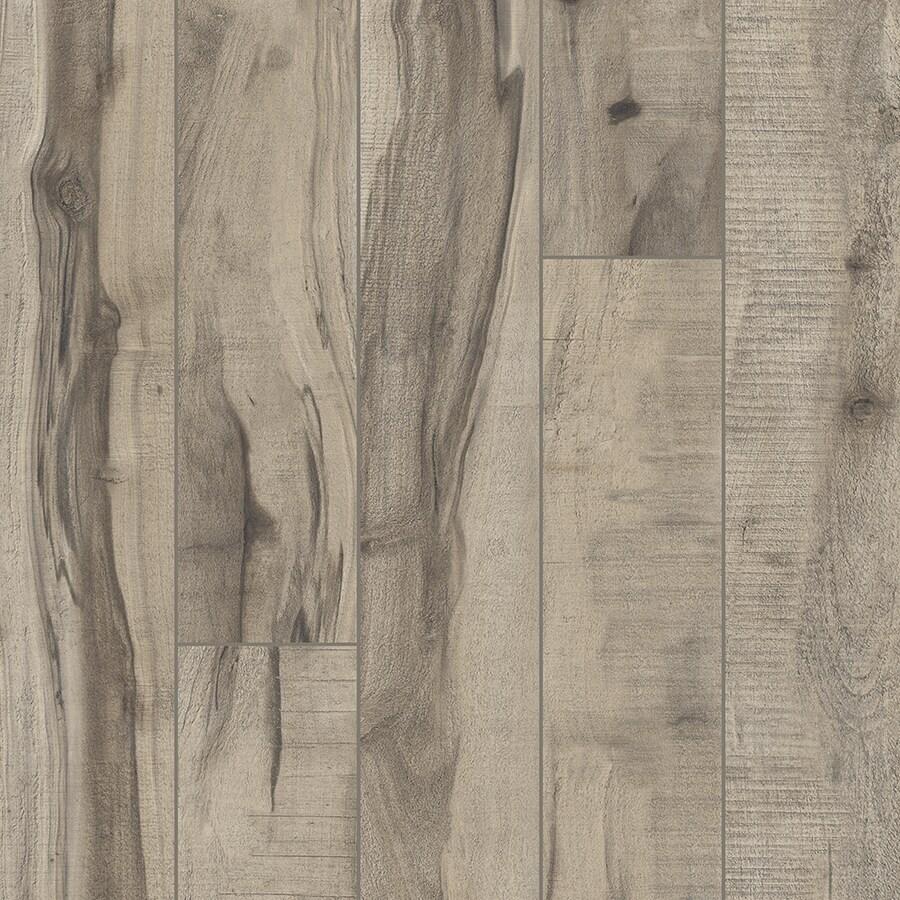Pergo Portfolio 6.14-in W x 3.93-ft L Rustic Poplar Embossed Wood Plank Laminate Flooring