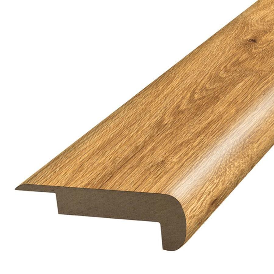 SimpleSolutions 2.375-in x 78.7-in Spring Hill Oak Stair Nose Floor Moulding