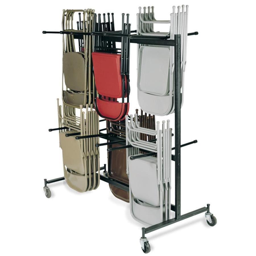 National Public Seating 70-in 0-Drawer Utility Cart