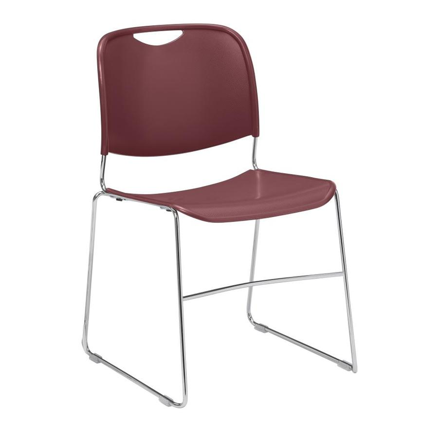 National Public Seating Wine Stackable Side Chair