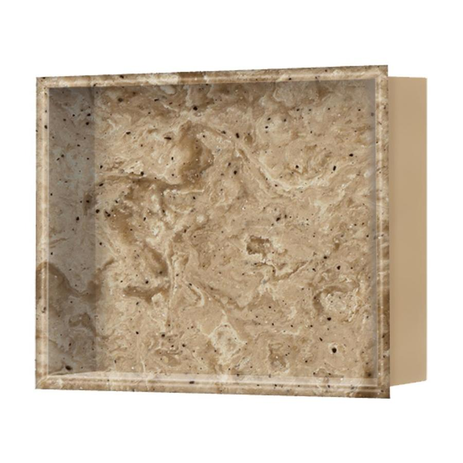 Style Selections Sand Mountain Shower Wall Shelf