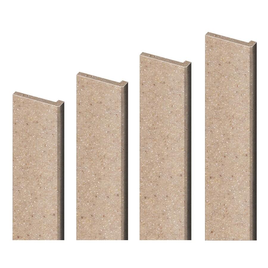 Transolid Decor Sand Castle Shower Wall Trim Kit