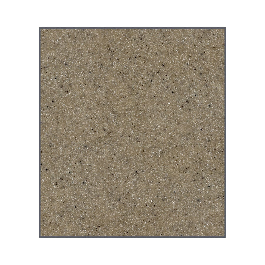 Transolid Decor Matrix Sand Shower Wall Surround Side Panel (Common: 0.25-in; Actual: 60-in x 0.25-in)
