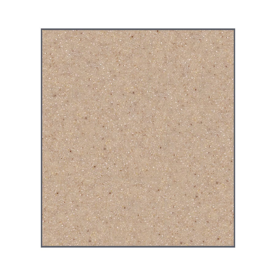 Transolid Decor Peppered Sage Shower Wall Surround Side Panel (Common: 0.25-in; Actual: 72-in x 0.25-in)