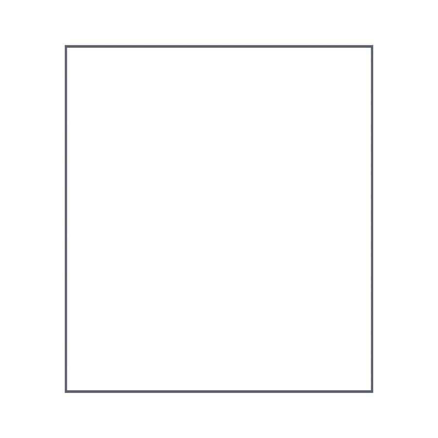 Transolid Decor White/Snow Shower Wall Surround Side Panel (Common: 0.25-in; Actual: 96-in x 0.25-in)