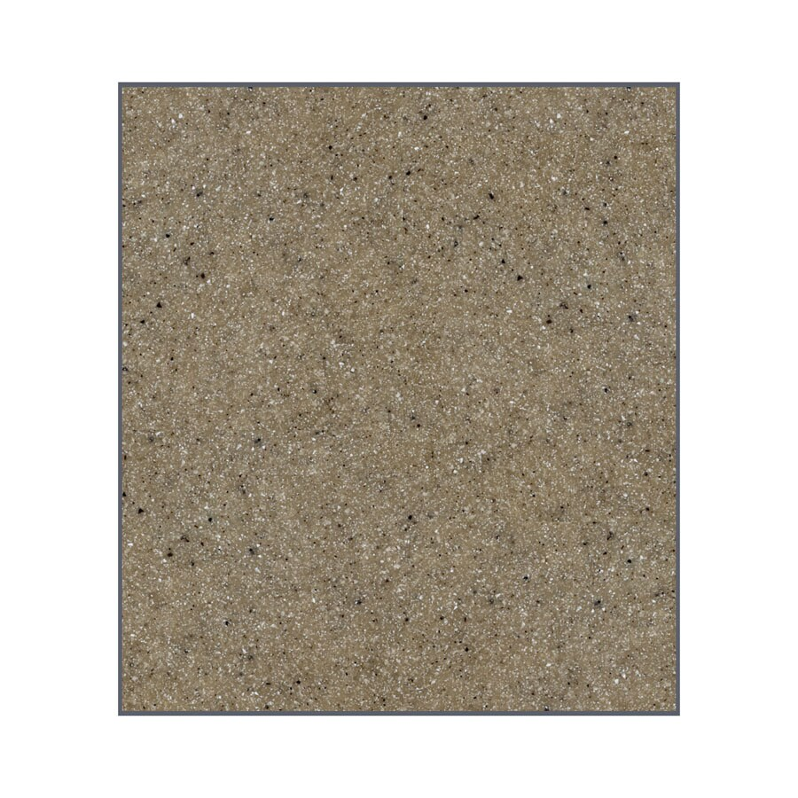 Transolid Decor Matrix Sand Shower Wall Surround Side Panel (Common: 0.25-in; Actual: 72-in x 0.25-in)