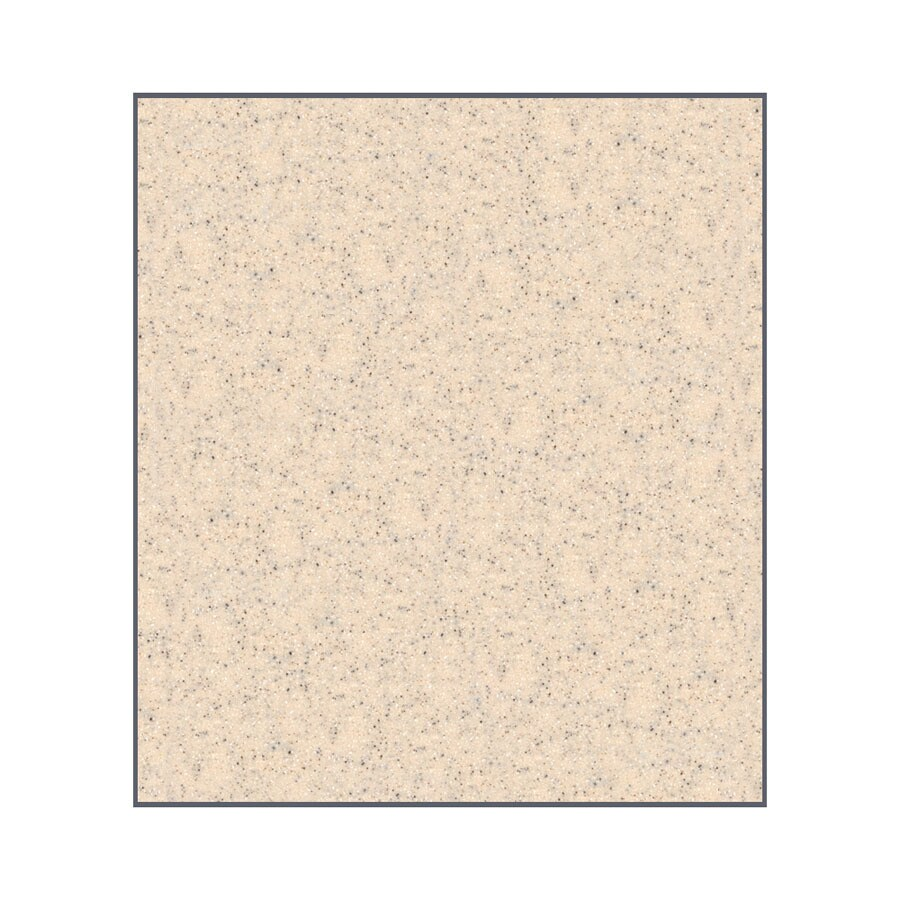 Transolid Decor Matrix Khaki/Sunset Sand Shower Wall Surround Back Panel (Common: 0.25-in; Actual: 60-in x 0.25-in)