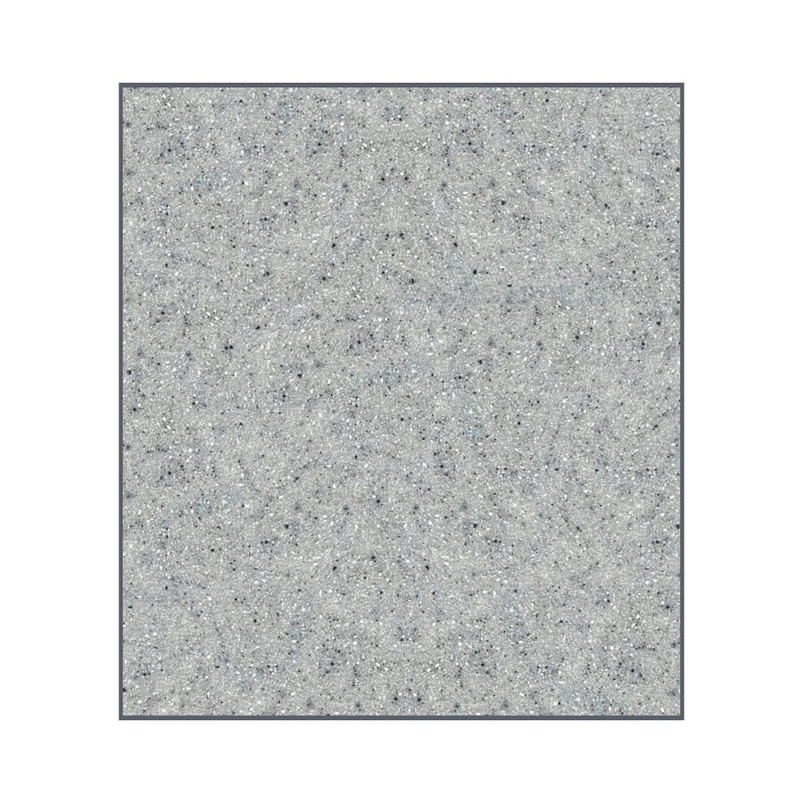 Transolid Decor Matrix Dusk/Stone Shower Wall Surround Back Panel (Common: 0.25-in; Actual: 72-in x 0.25-in)