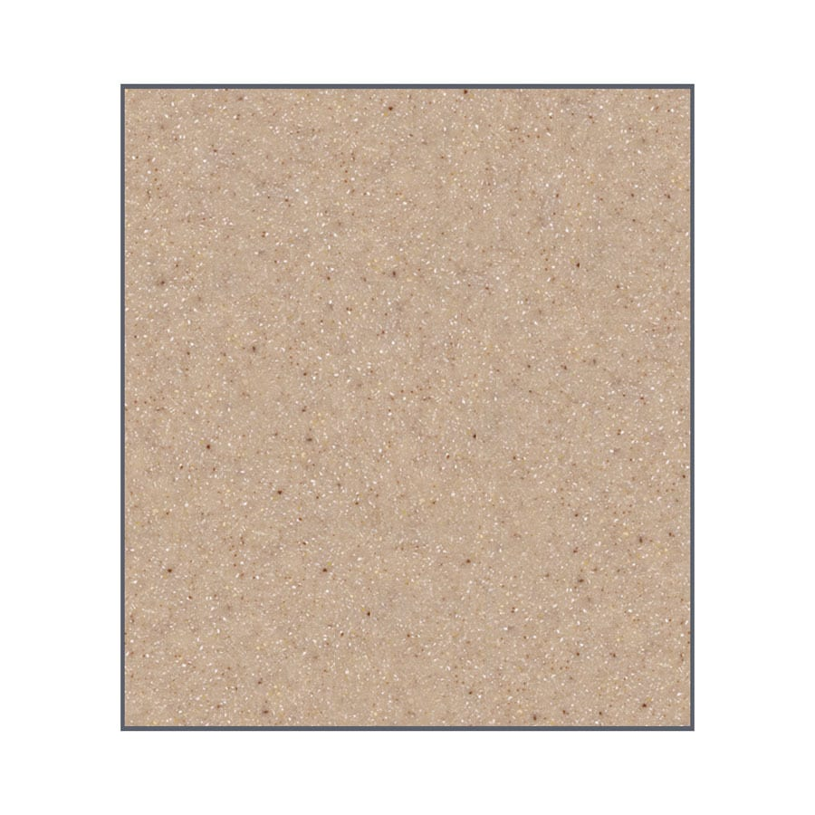 Transolid Decor Peppered Sage Shower Wall Surround Back Panel (Common: 0.25-in; Actual: 72-in x 0.25-in)