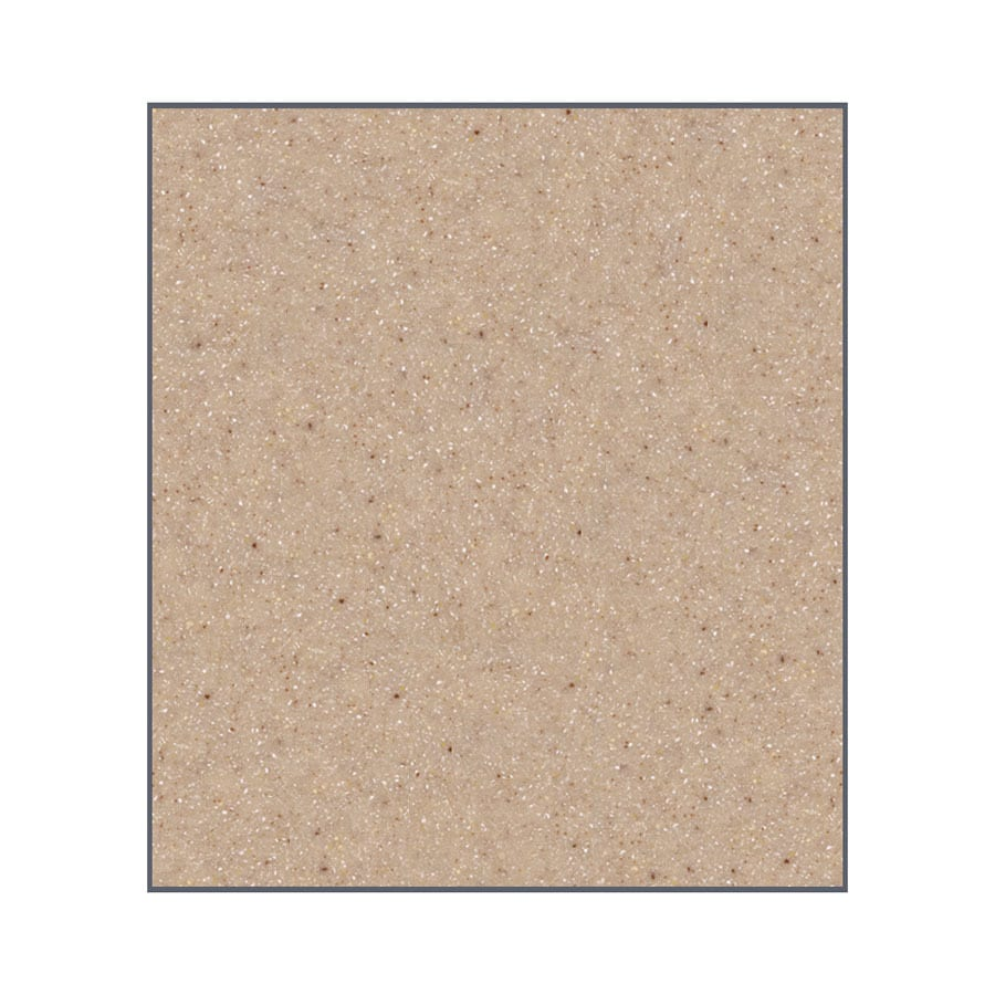 Transolid Decor Peppered Sage Shower Wall Surround Back Panel (Common: 0.25-in; Actual: 96-in x 0.25-in)
